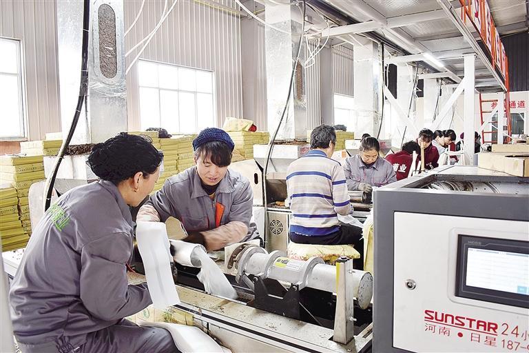 临夏州康乐县现代农业科技示范基地占地1450亩