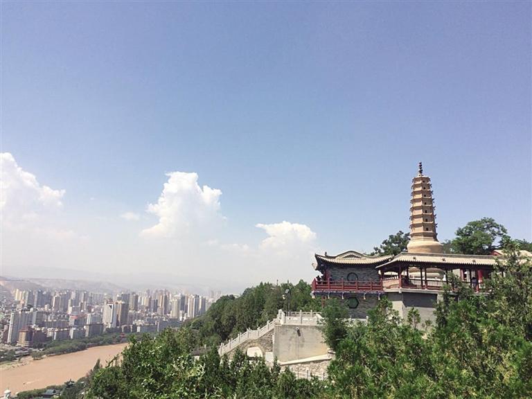 白塔山成功晋升国家3A级旅游景区
