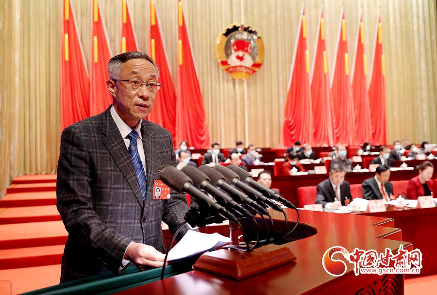 【聚焦2021甘肃两会】省政协委员王志平:建议成立甘肃医药人才教育联盟