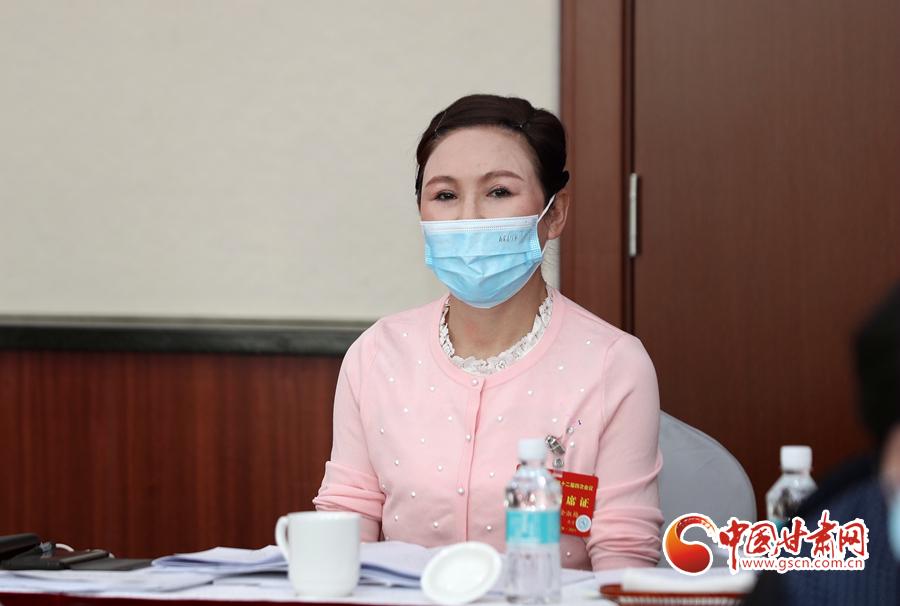 【聚焦2021甘肃两会】政府工作报告在省政协委员中引发热烈反响