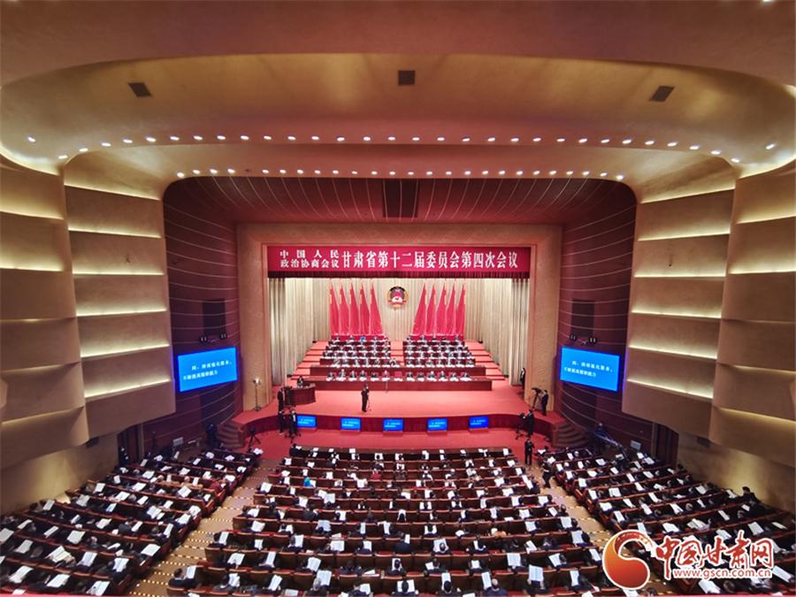同频共振话发展 政协甘肃省十二届四次会议委员履职建言侧记