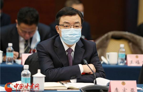 【聚焦2021甘肃两会】省政协委员李宏亚:红古牵手民和 打造甘青区域合作创新发展示范区