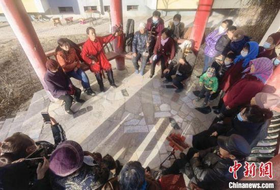 """甘肃武威:传统曲艺融合现代""""说唱""""展非遗之美"""