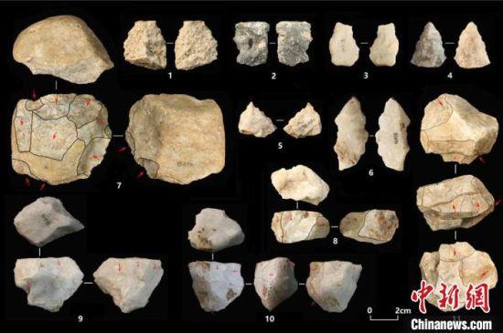 甘肃杨上旧石器遗址揭示黄土高原古人类如何适应气候转变