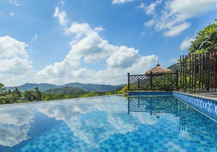 海南:雨林之中,那山那水那香山
