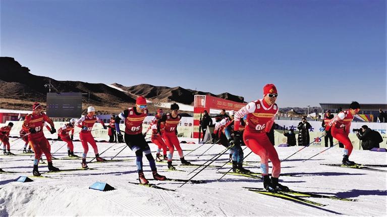 全国越野滑雪冠军赛白银落幕