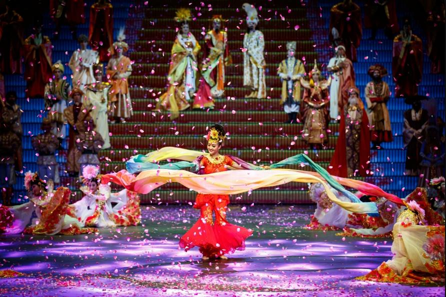 【网络中国节·春节】14天20场演出,兰州人就地过年有福利了!