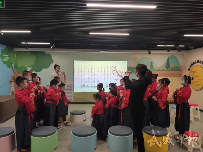 武威市博物馆举办《拱手礼·汉服仪》系列活动