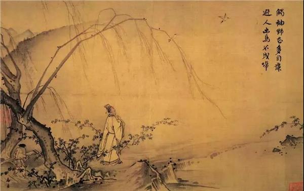 香车与丝骑 风静亦生尘:画中的游春人