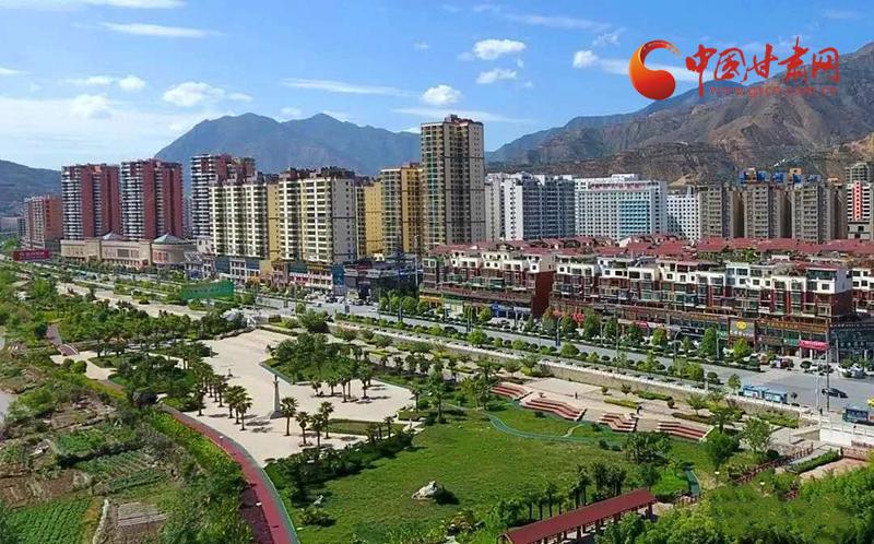 武都:推进园林绿化建设 打造生态宜居城区