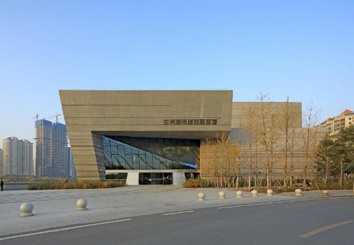 兰州市城市规划展览馆23日起恢复开馆