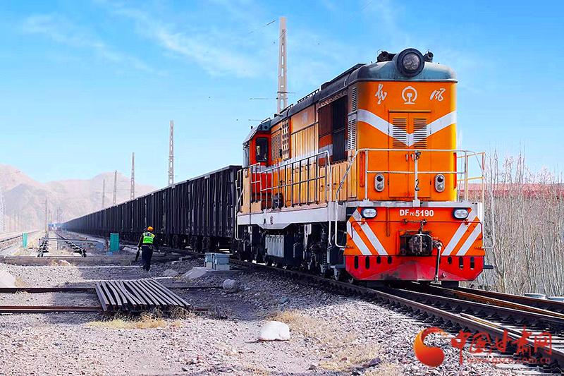兰州铁路局全力保障春耕物资运输畅通