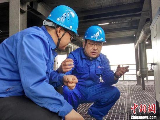 《无极五测速注册_国内首套千吨级加压循环流化床煤气化商业化运行》
