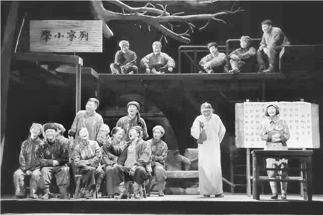甘肃话剧《七先生》入选全国舞台艺术优秀剧目网络展播活动