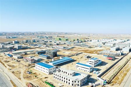 催生化工新嬗变 重塑产业新格局——兰州新区打造千亿级化工产业园见闻