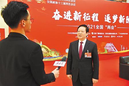 【建言献策】杨维俊代表:打造张掖国家级种业振兴示范园