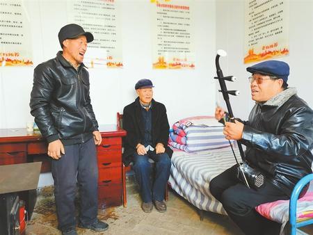 """定西安定区白碌乡中山村——这里让老人生活在""""22℃"""""""