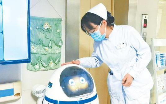国内外首创兰大一院胸外科启用智能关护系统