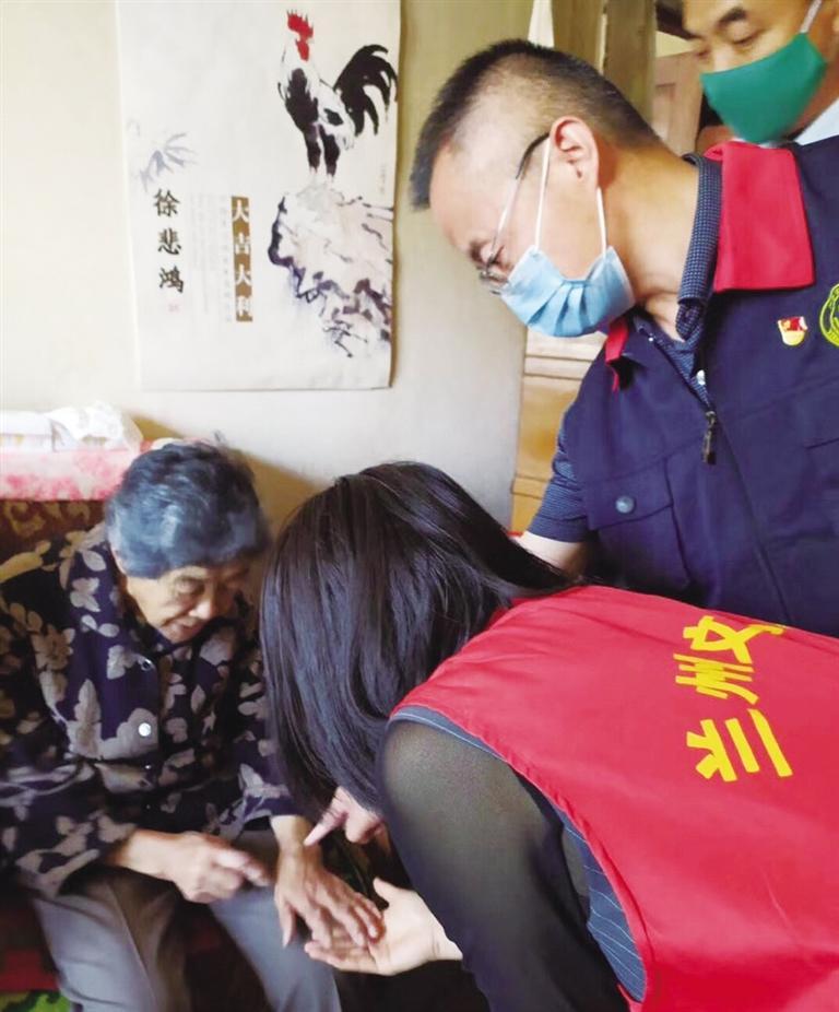 在公益志愿服务中践行初心使命——记中国好人、城关区一方公益慈善协会党支部书记高平