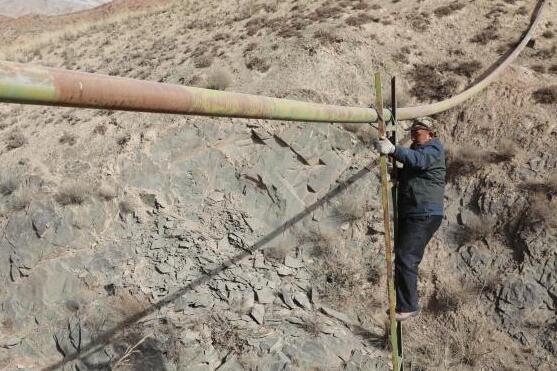 扎根高原42年 守护牧区饮水生命线