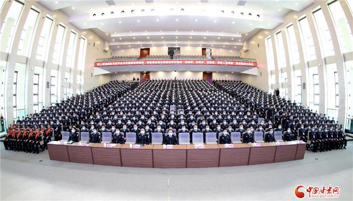 甘肃省公安派出所长政治轮训业务培训在兰开班(视频)