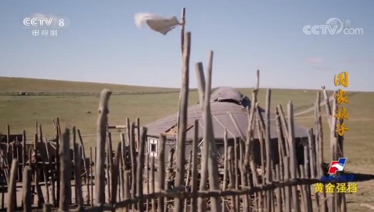 【微党史】《国家孩子》牧民们为乌兰其其格送来了各种物资