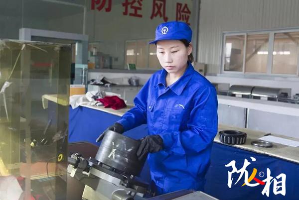 """【陇人相】新青年刘晓燕:平凡岗位上的""""大拿"""""""