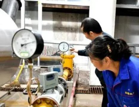 市供热服务中心暖心倡议——温度骤降 供热站可适度延长供暖时间