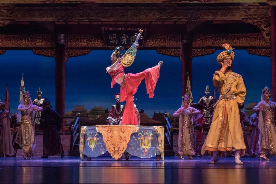 4月1日起 经典舞剧《丝路花雨》重返敦煌大剧院