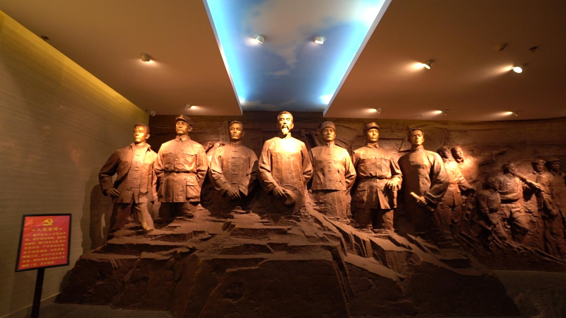 陇原红色故事②|甘肃党组织的创始人张一悟 播撒陇原星火(视频)