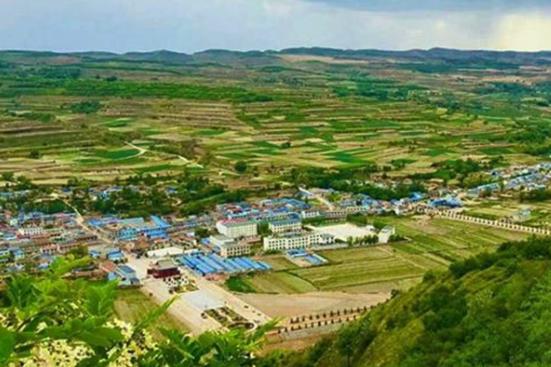 【我的扶贫故事】静宁甘沟镇:乡村美了 农民富了