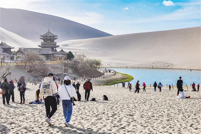 清明小长假 甘肃接待游客289万人次 实现旅游收入17.4亿元