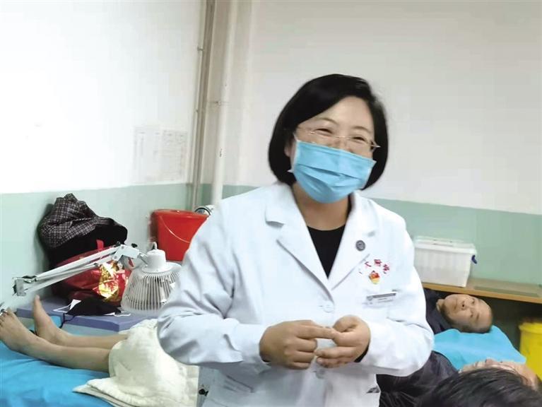 【寻访百名先锋党员】为病人减除痛苦是我最高兴的事——访皋兰县中医医院针灸科主任范娥