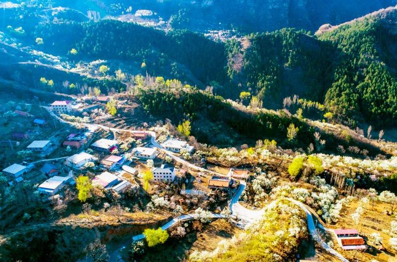 河北兴隆上榜2021中国最美乡村百佳县市