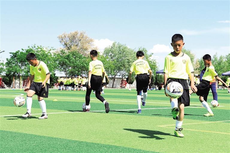 以榆中校园足球为原型 电影《足球·少年》4月9日起全国公映
