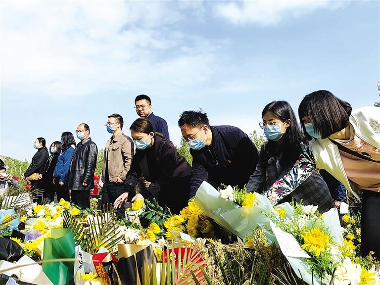 中央驻甘新闻记者:扎实开展党史学习教育 把好故事讲给全国人民