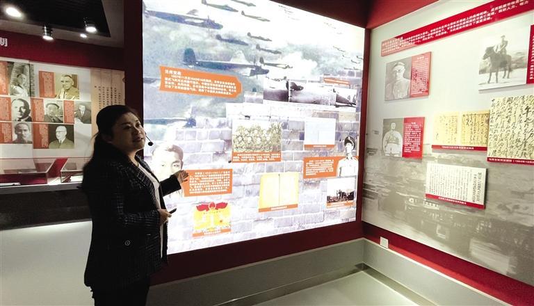 兰州市档案馆发挥馆藏资源优势 用红色档案讲好党史故事