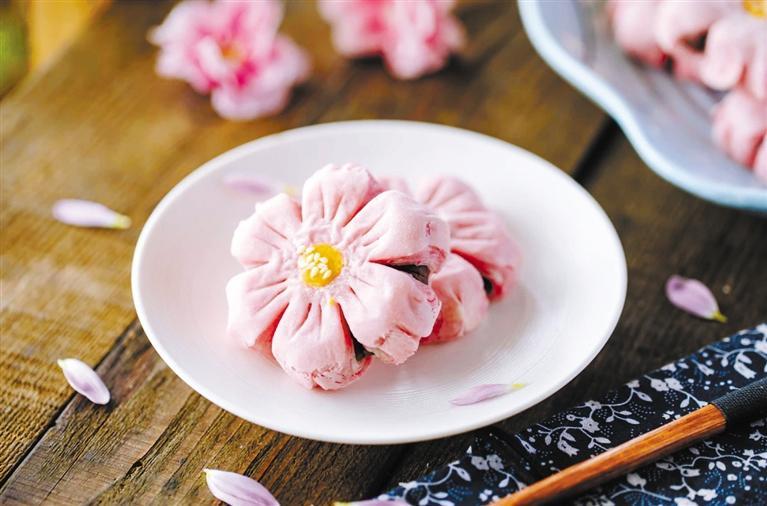 以花入馔 秀色可餐 那些舌尖上的鲜花美食