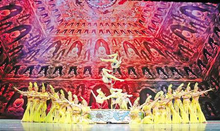 传统技艺演绎多彩文化