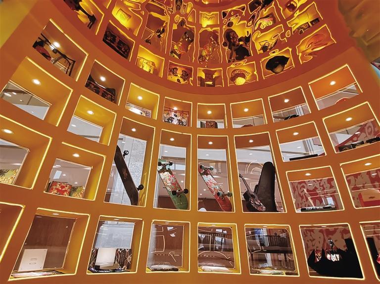 中国敦煌活动年聚焦世界目光
