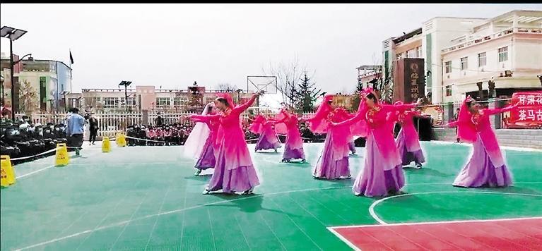 临夏州:非遗进校园 文化润童心