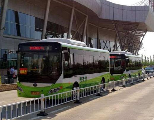 景泰至中川国际机场5月1日开通城际公交