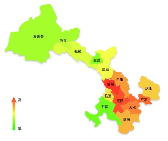 2021年五一假期甘肃省公路出行指南出炉