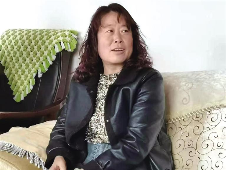 """""""最美婶娘""""魏玉梅:用岁月编织真情大爱"""