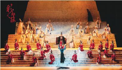 充满文化自信的艺术创作——评民族舞剧《彩虹之路》