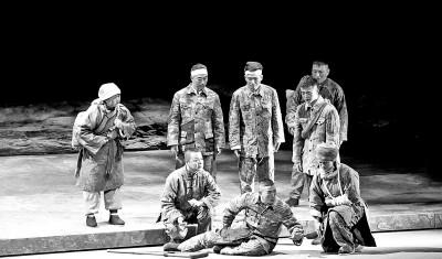第六届甘肃戏剧红梅奖大赛在张掖拉开帷幕