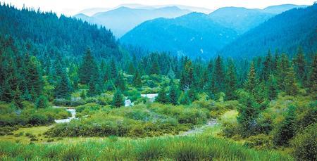 我与焉支山的美丽邂逅