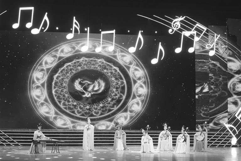 甘肃省器乐大赛圆满落幕 颁奖晚会在兰举行