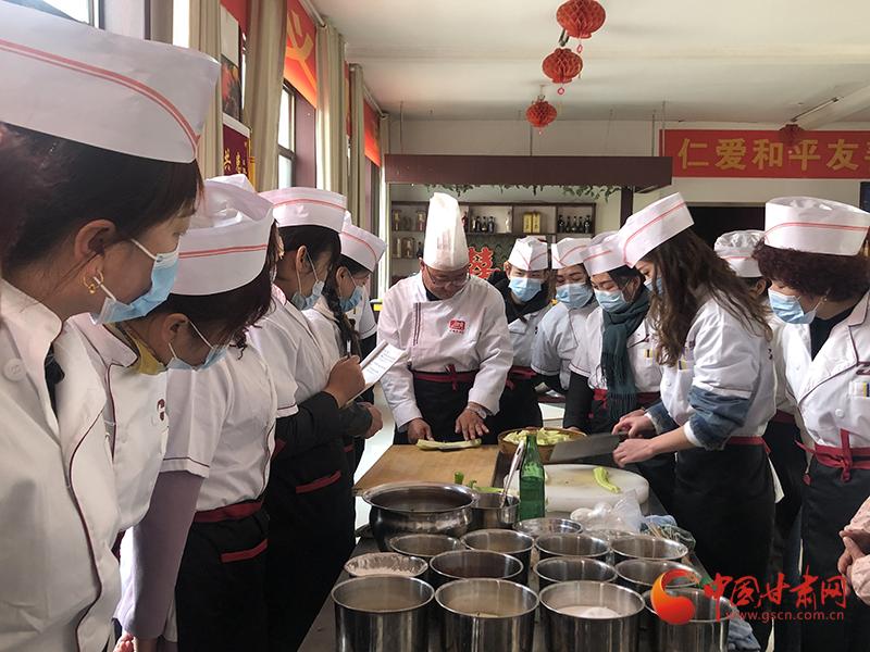 甘州:劳动力技能培训助力乡村振兴
