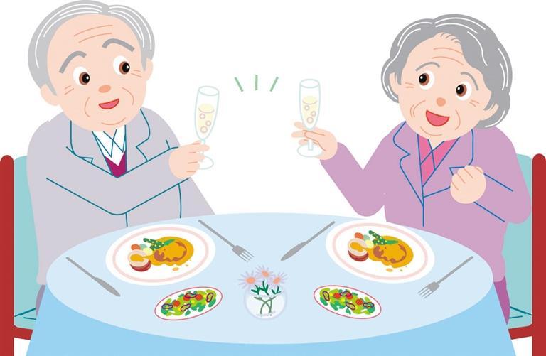 全民营养周丨关爱老人 吃动结合精神好